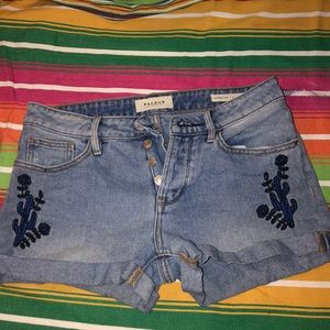 Jean shorts - from pacsun size 24